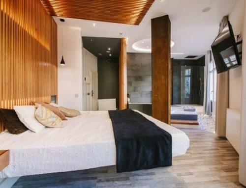HOTEL BOUTIQUE: VITIUM URBAN SUITES