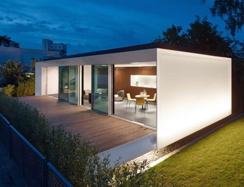 Casas que generan más de lo que consumen: B10 Aktivhaus