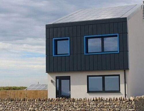 Casas que generan más de lo que consumen: Home for Life